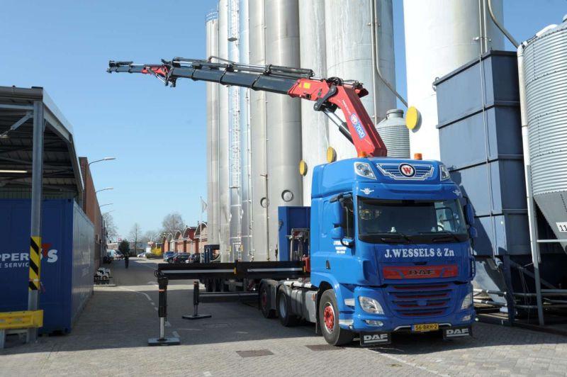 test Twitter Media - https://t.co/8OaYounofz DAF CF450 6x2 Wide Spread voor Wessels Vriezenveen. Compacte alleskunner voor Wessels. Transportbedrijf J. Wessels & Zn BV uit Vriezenveen heeft een nieuwe DAF CF450 6x2 trekker met autolaadkraan in gebruik genomen. Een compacte alleskunner, want.......... https://t.co/FwR40abwcI