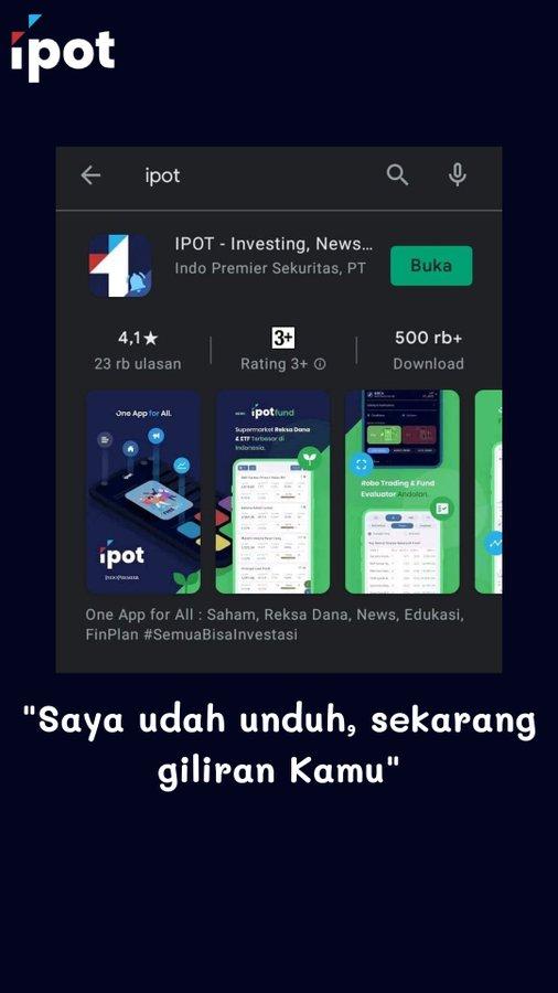 aplikasi ipot milik indo premier sekuritas