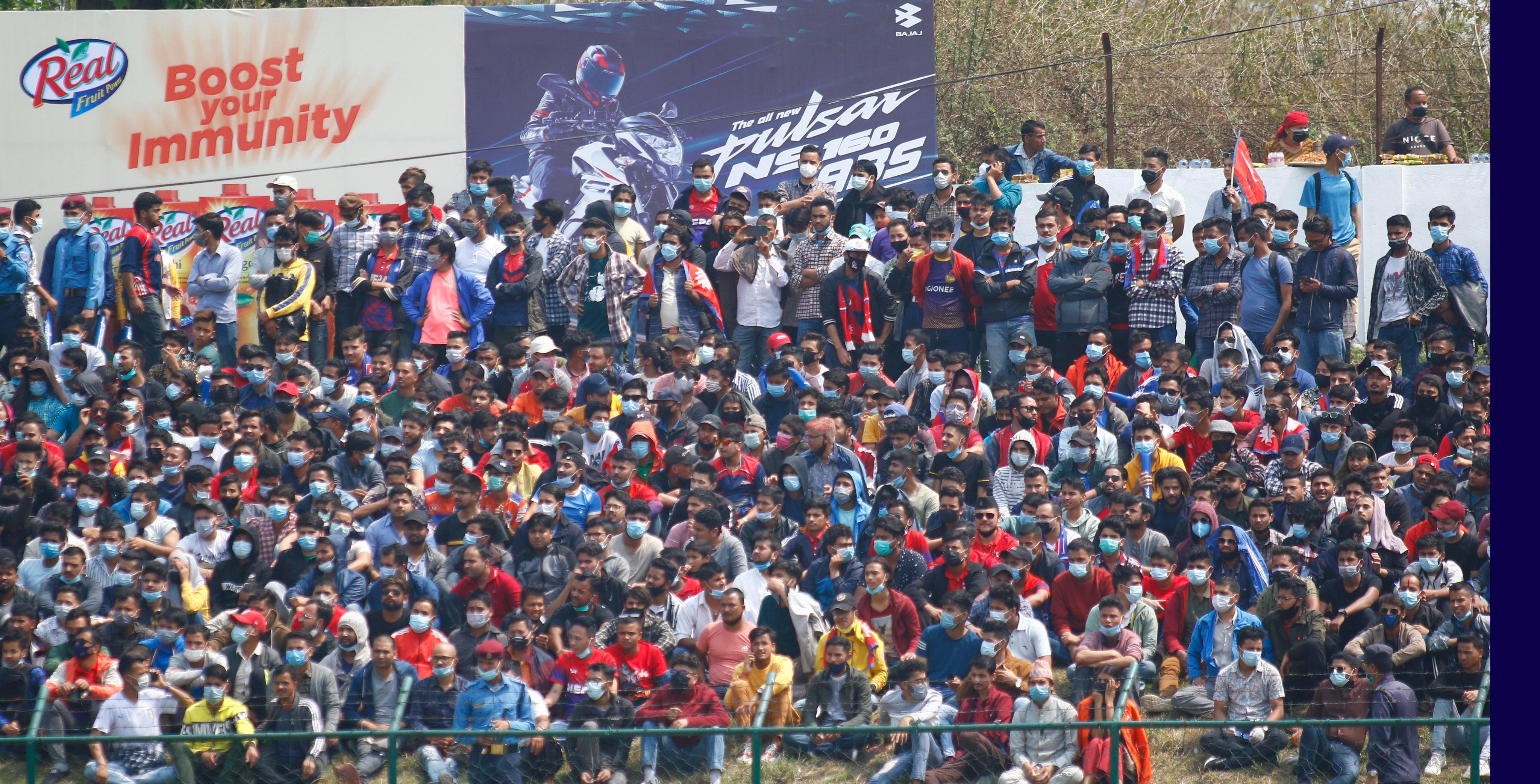 Nepal Stream Fans