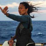 「航海術」サモアの女性の手に掘られたタトゥーの活用法