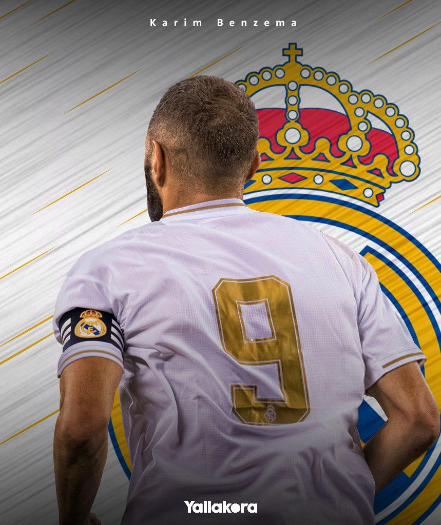 ماركا: عقد بنزيما الجديد في ريال مدريد جاهز