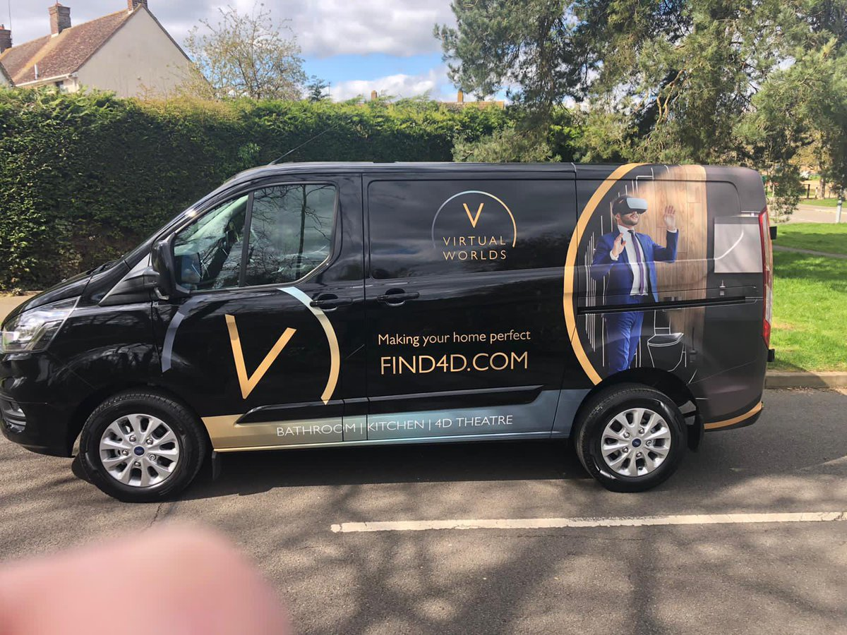 Virtual Worlds- Delivering the ultimate customer experience to kitchen and bathroom showrooms nationwide. @virtualworlds3D