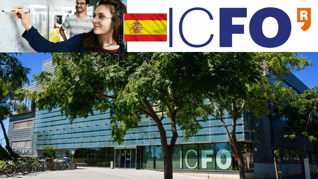 Various Post-doctoral Position in Spain, ICFO – The Institute of Photonic Sciences