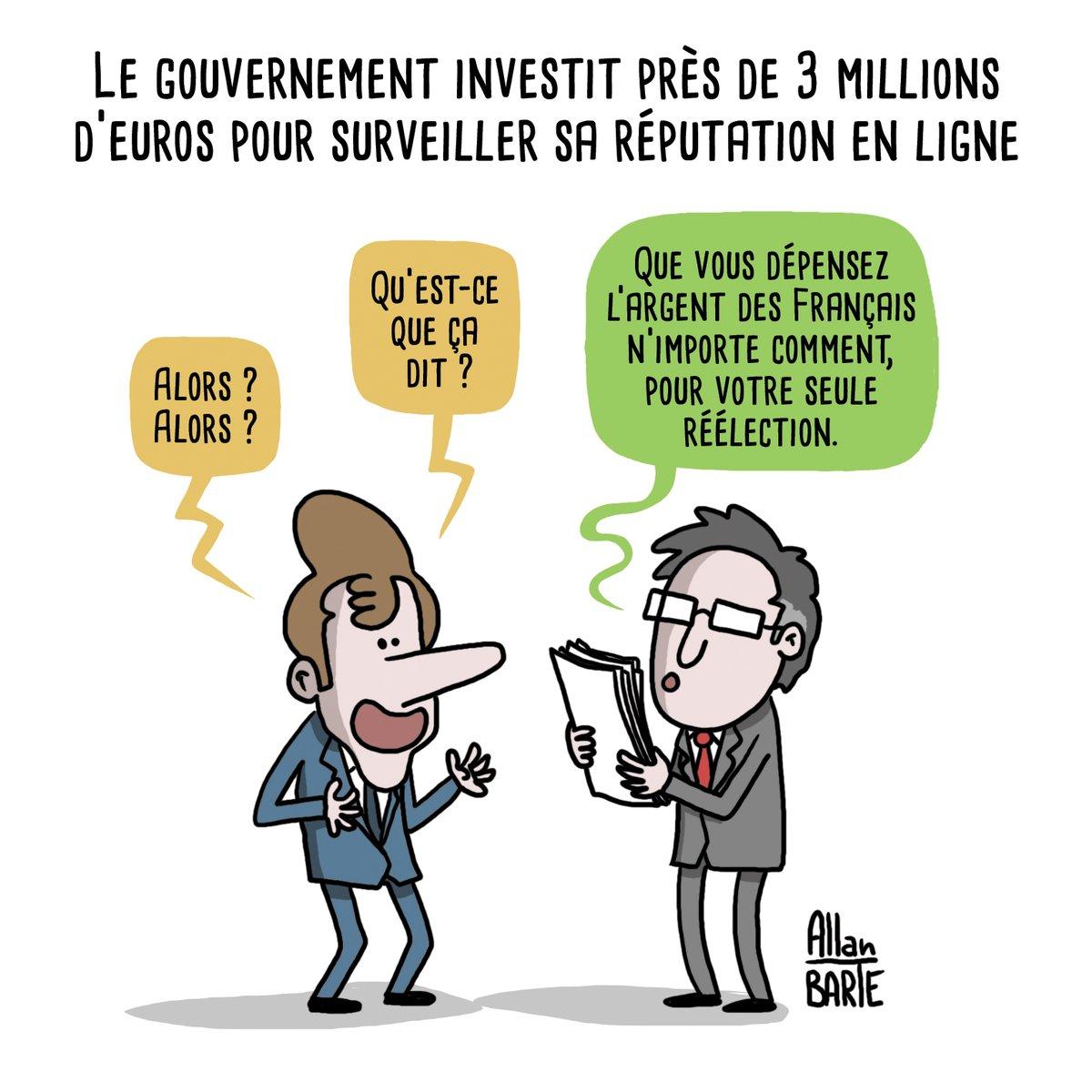 Rend l'argent Manu. Et les clés. @EmmanuelMacron #MacronDemission