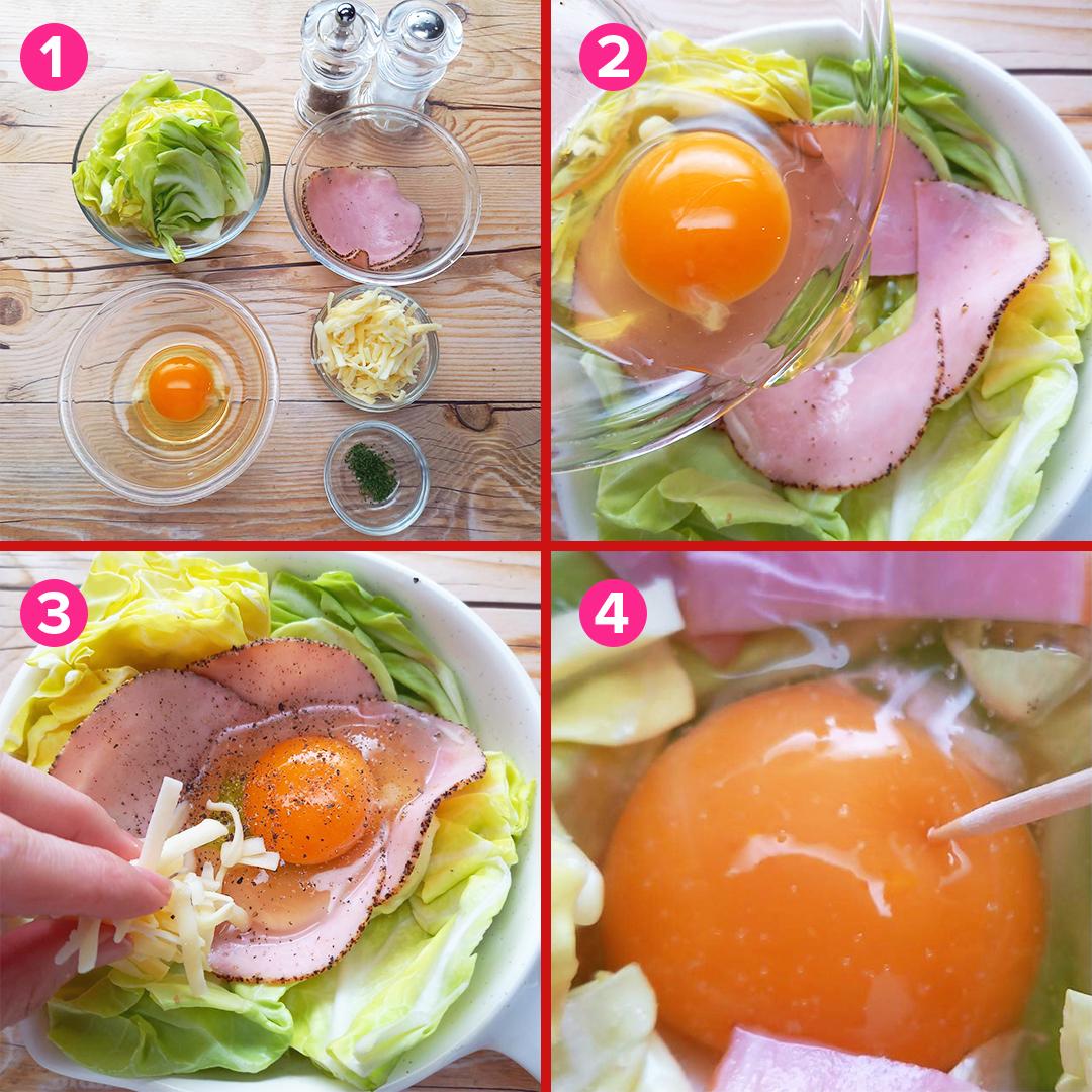 キャベツが美味しい今の時期におすすめ!電子レンジで簡単調理、春キャベツレシピ!