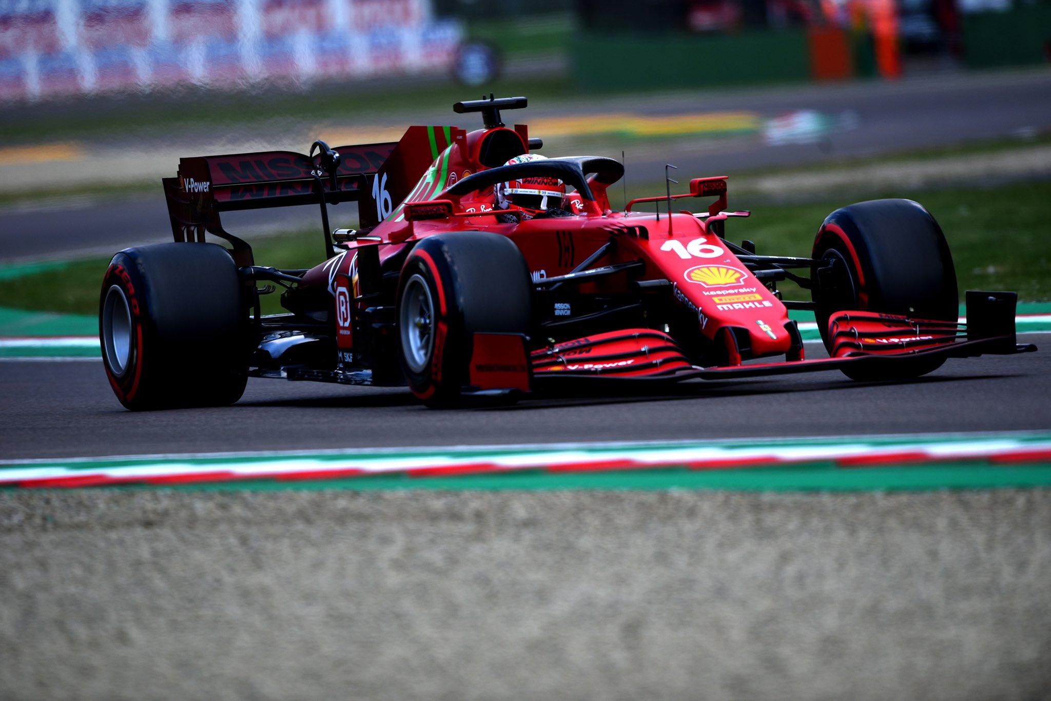 """Leclerc difende la scelta della Soft: """"Crediamo che possa aiutarci domani"""""""