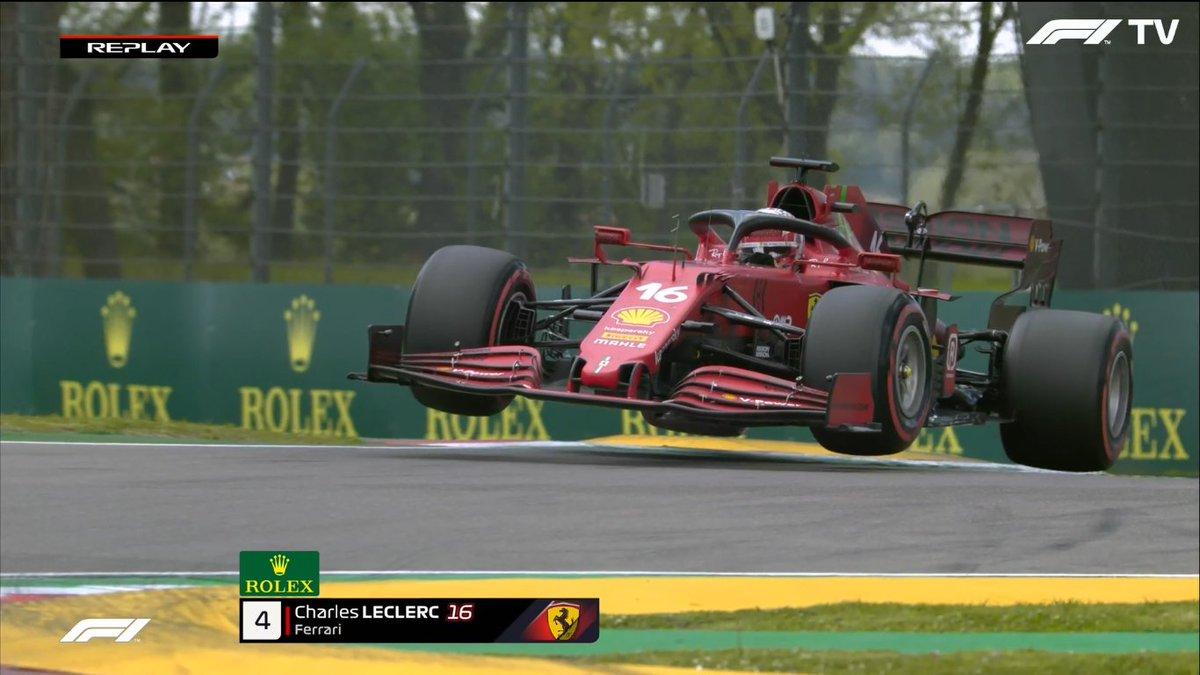 ...se não decolar na variante alta não vem tempo  #F12021 #ImolaGP #F1naBand