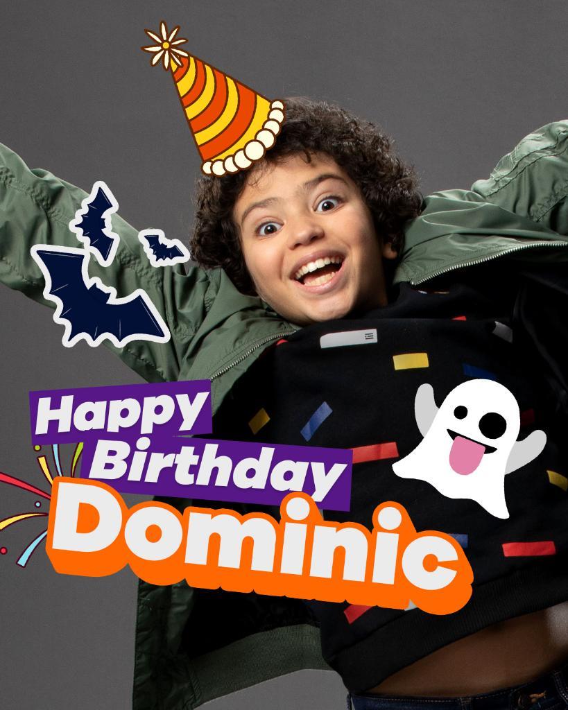 RT @Nickelodeon: happy birthday to #AreYouAfraidOfTheDark's Dominic!! hope it's sweet 🎂🎁 https://t.co/qooX90wv0V