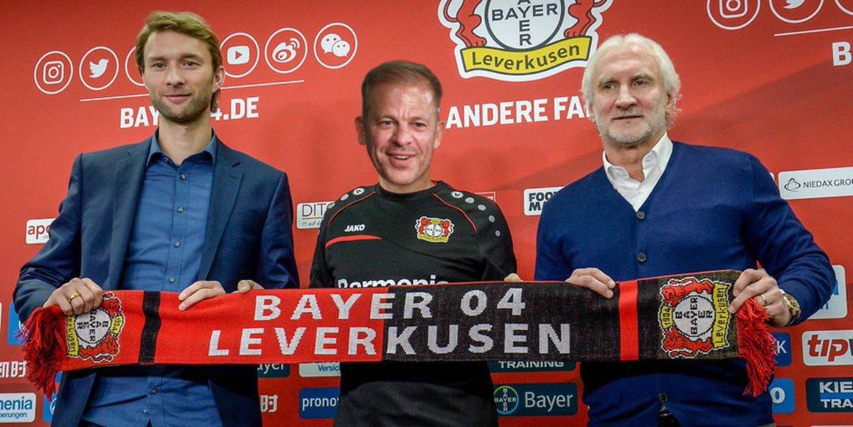 RT @1904online: BVB: Rose Frankfurt: Hütter Bayern: Nagelsmann Leipzig: Marsch Bayer 04: https://t.co/RnXtmVhuQT