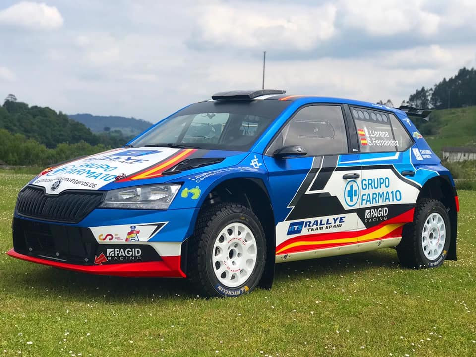 FIA European Rally Championship: Temporada 2021 - Página 6 EzMMkGyVoAIDuCr?format=jpg&name=medium
