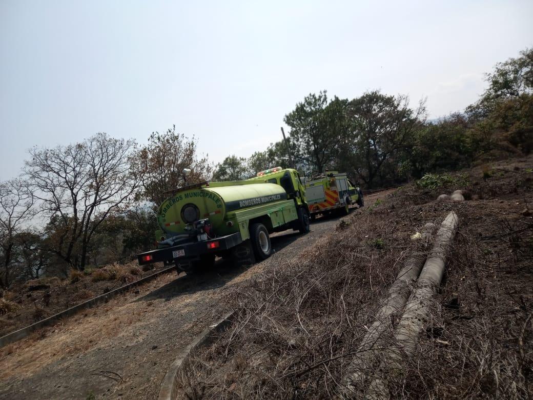 test Twitter Media - Conred informa que el incendio forestal de Residenciales Reservas de Minerva, ha sido controlado en un 100% y liquidado un 95%.Dicho incendio cobró la vida de tres brigadistas.Foto: Conred https://t.co/KhjHQbOmGj