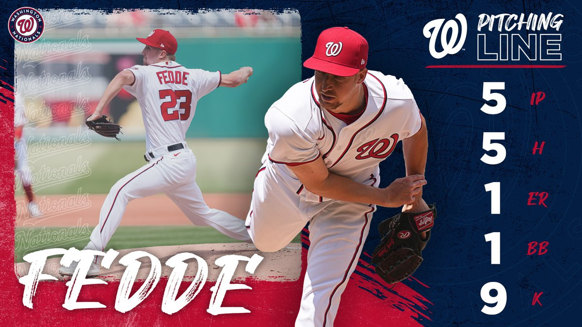 @Nationals's photo on Fedde