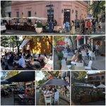 Image for the Tweet beginning: Palermo. Sábado 16 hs. Que alguien