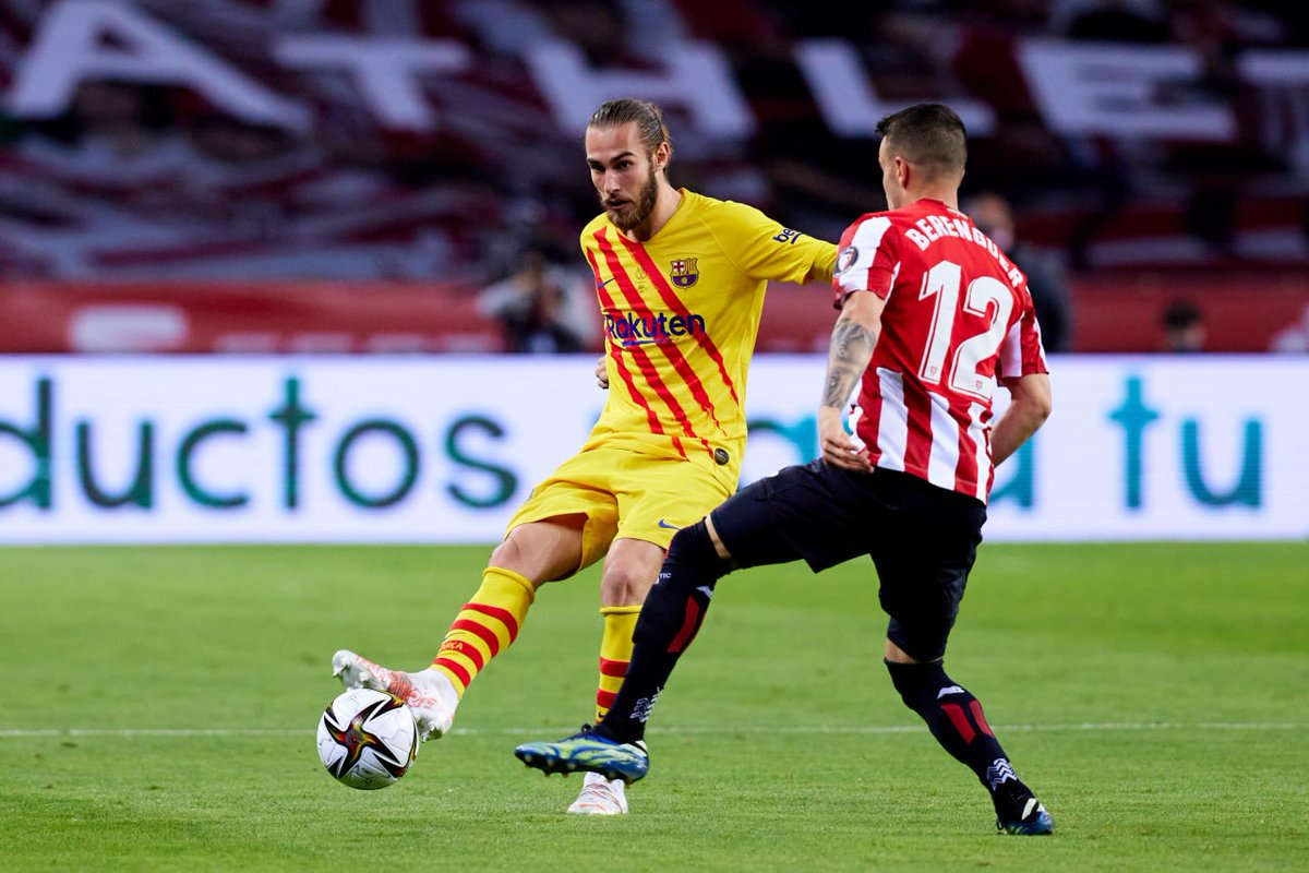 برشلونة يتوّج بكأس الملك على حساب أتلتيك بلباو