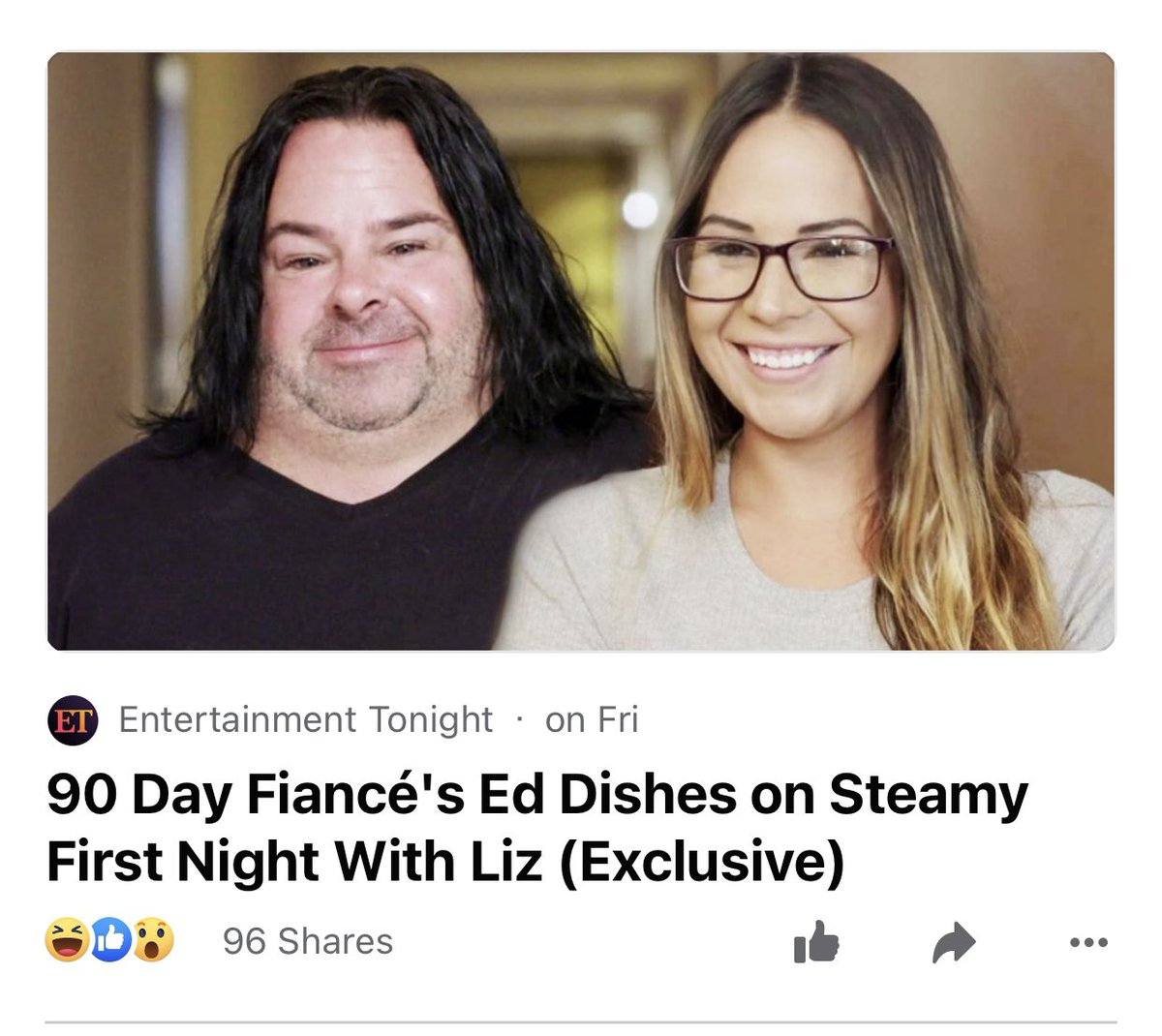 #90DayFiance #90DaySingleLife do we think this is real, or nah. Does Ed really think Liz likes him? Do you think Liz likes him? Did they really fuck? #qtna #BigEdQuestion