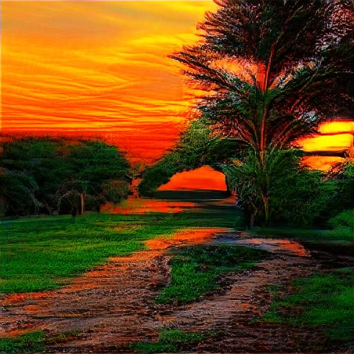 BigSleep - Beautiful Sunset