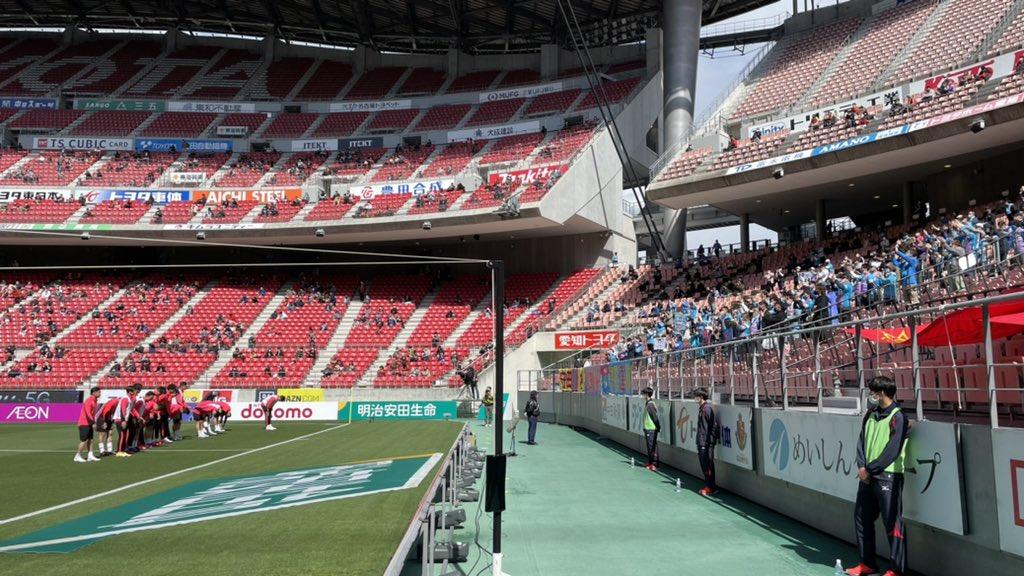 RT @saganofficial17: 豊田スタジアムに駆けつけてくださった #サガンティーノ...