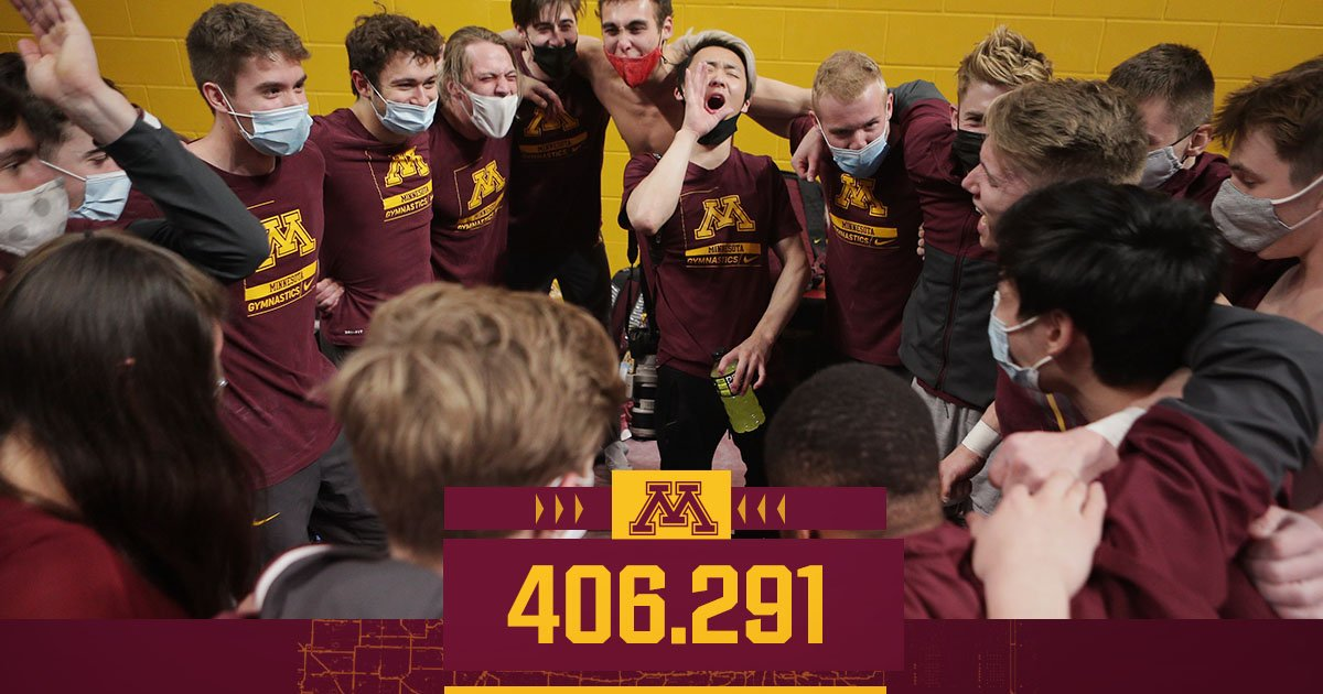 The #Gophers finish fifth at the 2021 NCAA Championship! https://t.co/6e5JhjUxTY