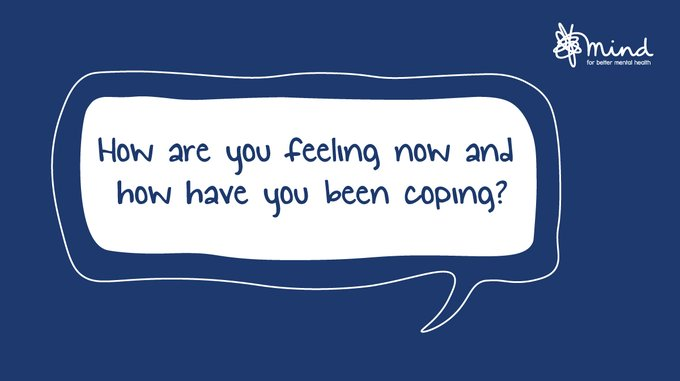test Twitter Media - 🤔 Our friends at @MindCharity want to know how you've felt during the pandemic, and how they can better support you. Take part in their survey to make your voice heard (and be entered in a draw for a £200 voucher prize!)  💬 https://t.co/xGlDEE4Kk8 https://t.co/ZSNirShRZ0