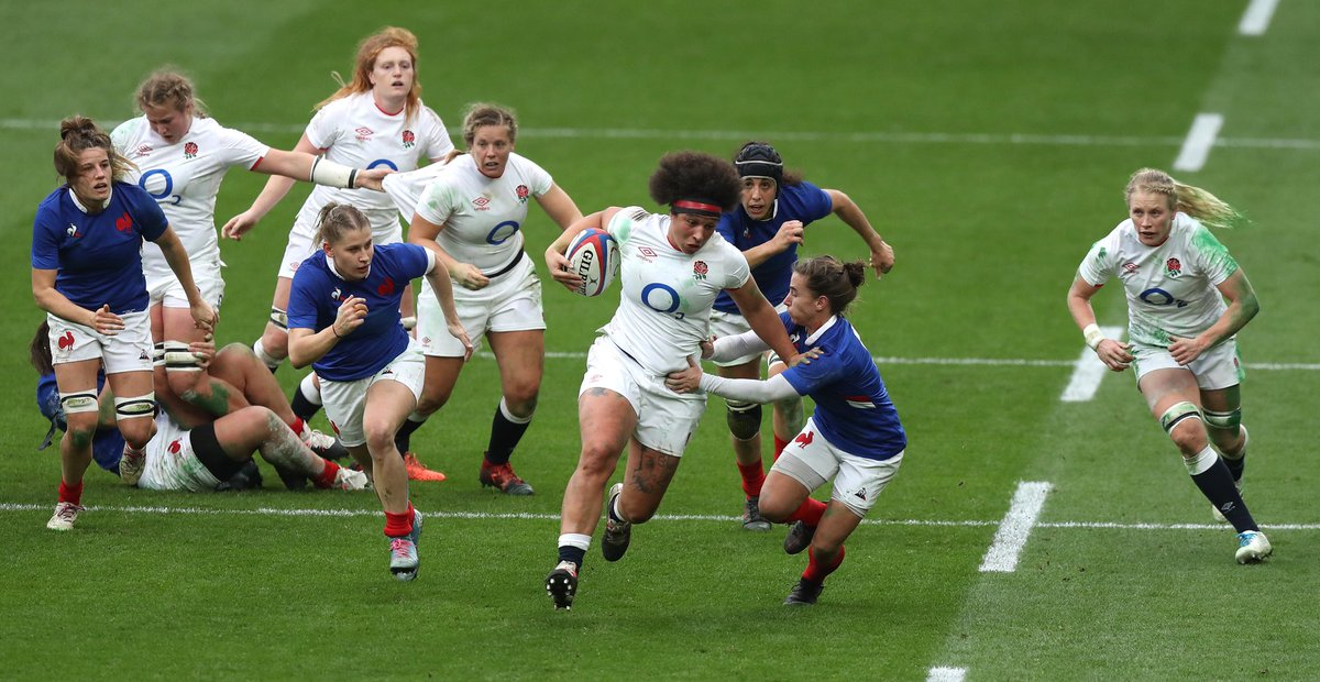 test Twitter Media - See you next weekend @FranceRugby 👋  🏴󠁧󠁢󠁥󠁮󠁧󠁿🇫🇷 📅 Saturday, 24 April, 14:00 BST 🏟️ Twickenham Stoop 📺 BBC Two 🏆 #WomensSixNations final https://t.co/eqzD4P4KLj