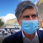 Image for the Tweet beginning: <b>Coronavirus, imprenditore romano sceglie la
