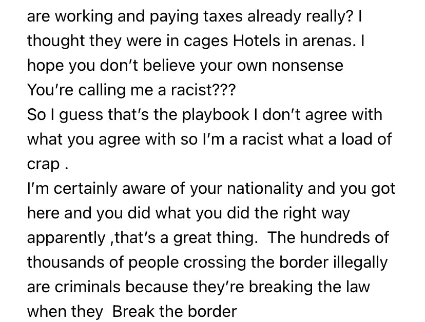 Abundant in the inbox: Racists who don't mind spouting off