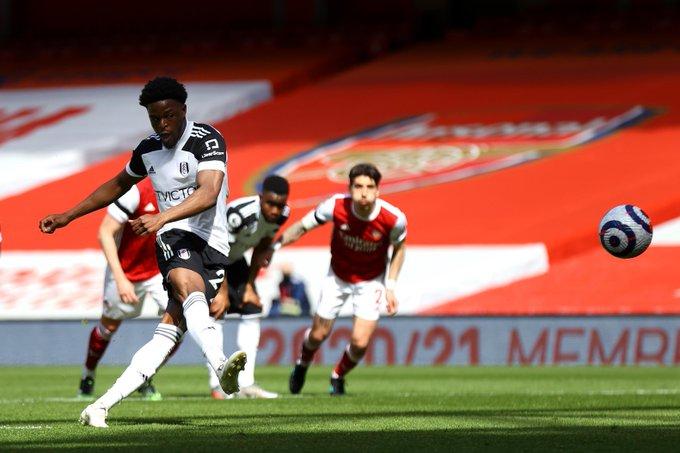 Nketiah oo waqtigii dhimashada guuldarro ka badbaadiyay Arsenal kaddib markii ay bar-bardhac la galeen kooxda Fulham…+SAWIRRO