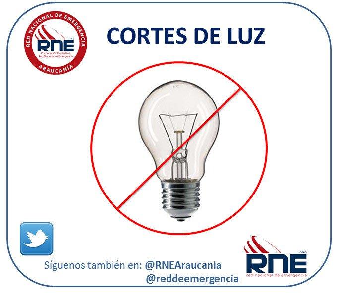 RT @RNEAraucania #LONQUIMAY #CorteDeLuz de 16 a 16:30 hrs. Radio urbano y rural en su totalidad  @reddeemergencia @RNEAraucania https://t.co/VA7TT8m37o