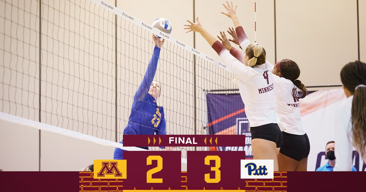 #Gophers fall in a hard fought battle in the round of 16. https://t.co/MY1q1fOGtS