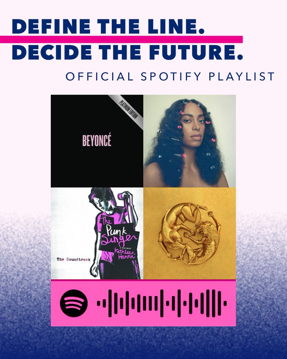 Officially for #PPCapitolWeek, but this playlist will get you through the year.  #DanceWithPP