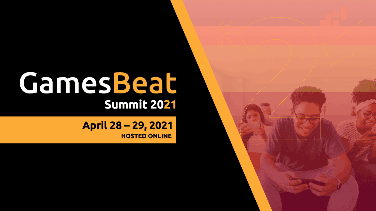 Join us online for two dedicated to the discussion on growing the next generation, only at GamesBeat Summit 2021. Register for GamesBeat