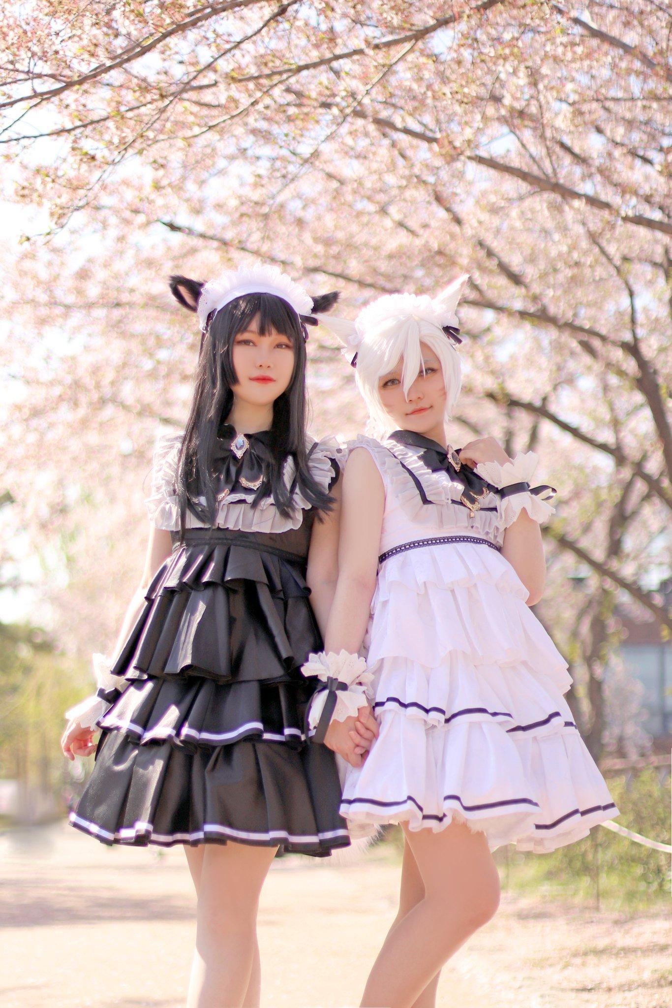 Causa Ffxiv On Twitter Quaintrelle S Ruffled Dress W Coslum P R Ff14 Ffxiv Miqote [ 2048 x 1366 Pixel ]