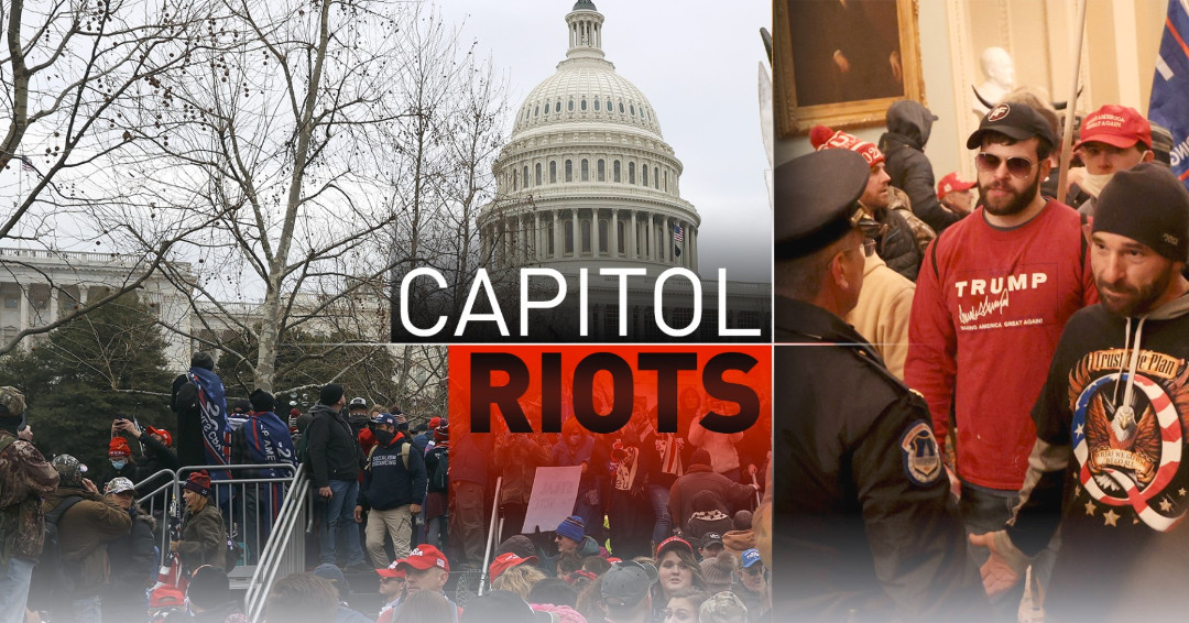 ICYMI: The Capitol riots and outstanding questions. @RonJohnsonWI