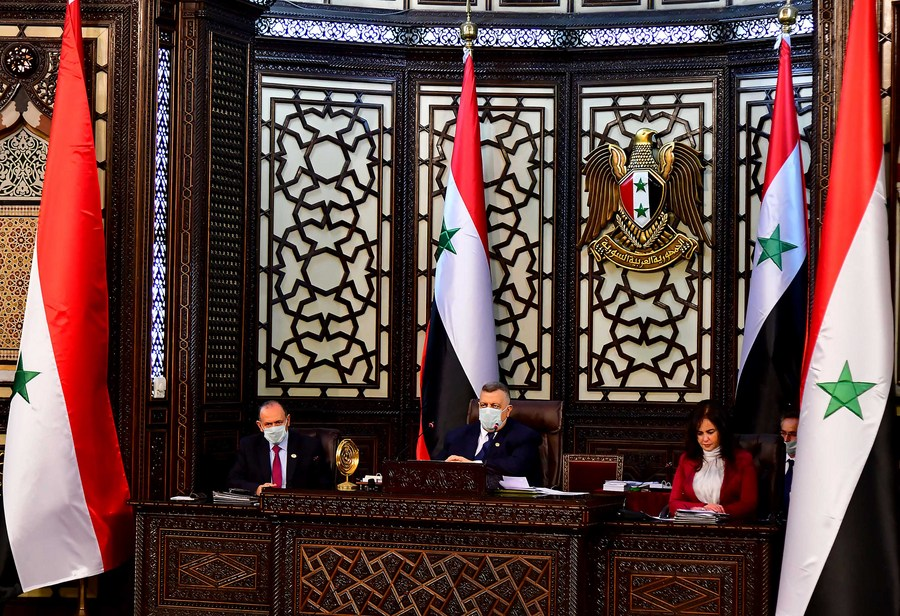 The Syrian presidential elections will be held on May 26, the Syrian parliament announced