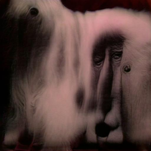 Big Sleep - David Lynch Visuals