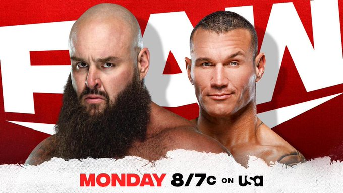 Two Big Matches And Segment Announced For WWE RAW