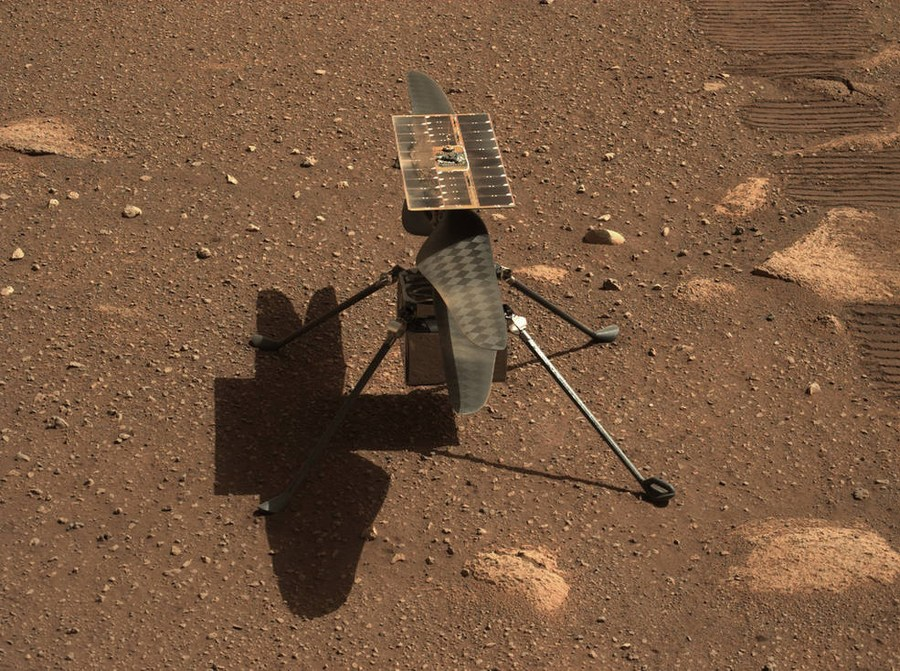 NASA is targeting early Monday for first flight of Ingenuity helicopter on  Mars