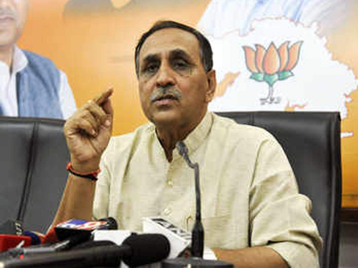 Adhering to guidelines of ICMR, not under-reporting Covid deaths: Gujarat CM