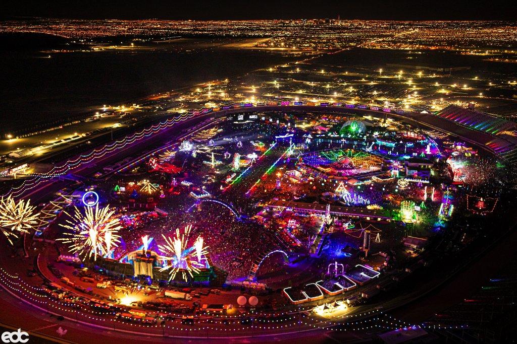 EDC Las Vegas 2021 tickets