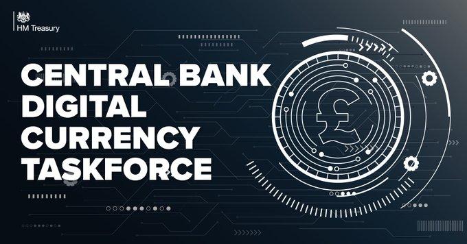 Central bank digital currency taskforce