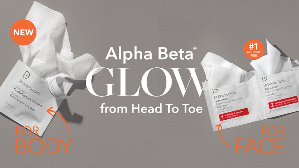 Lansering: Dr Dennis Gross Alpha Beta Exfoliating Body Treatment https://t.co/RhuuPPYKeC https://t.co/cV6y0puwvE