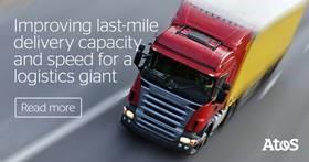 Erfahren Sie, wie wir einem der weltweit größten Logistikunternehmen geholfen haben Time-to-Ma...