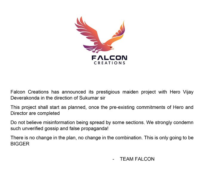 Falcon Creations LLP