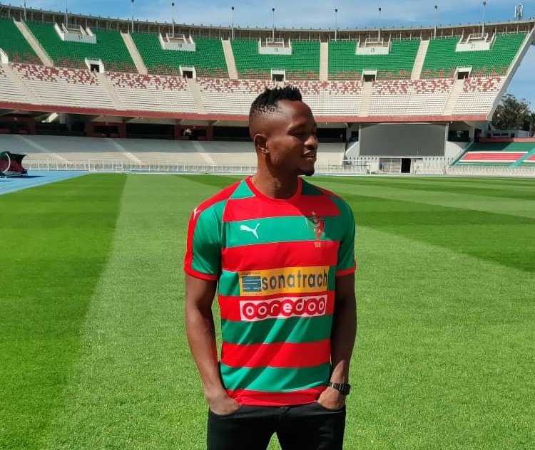 EzV  eqUUAo1W3c?format=jpg&name=900x900 - PHOTOS: Joseph Esso Unveiled At MC Alger After Sealing Three-Year-Deal