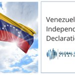 Image for the Tweet beginning: #Venezuela's Independence Declaration Day is
