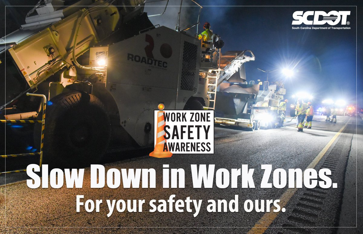 Image posted in Tweet made by SCDOT on April 19, 2021, 2:16 pm UTC