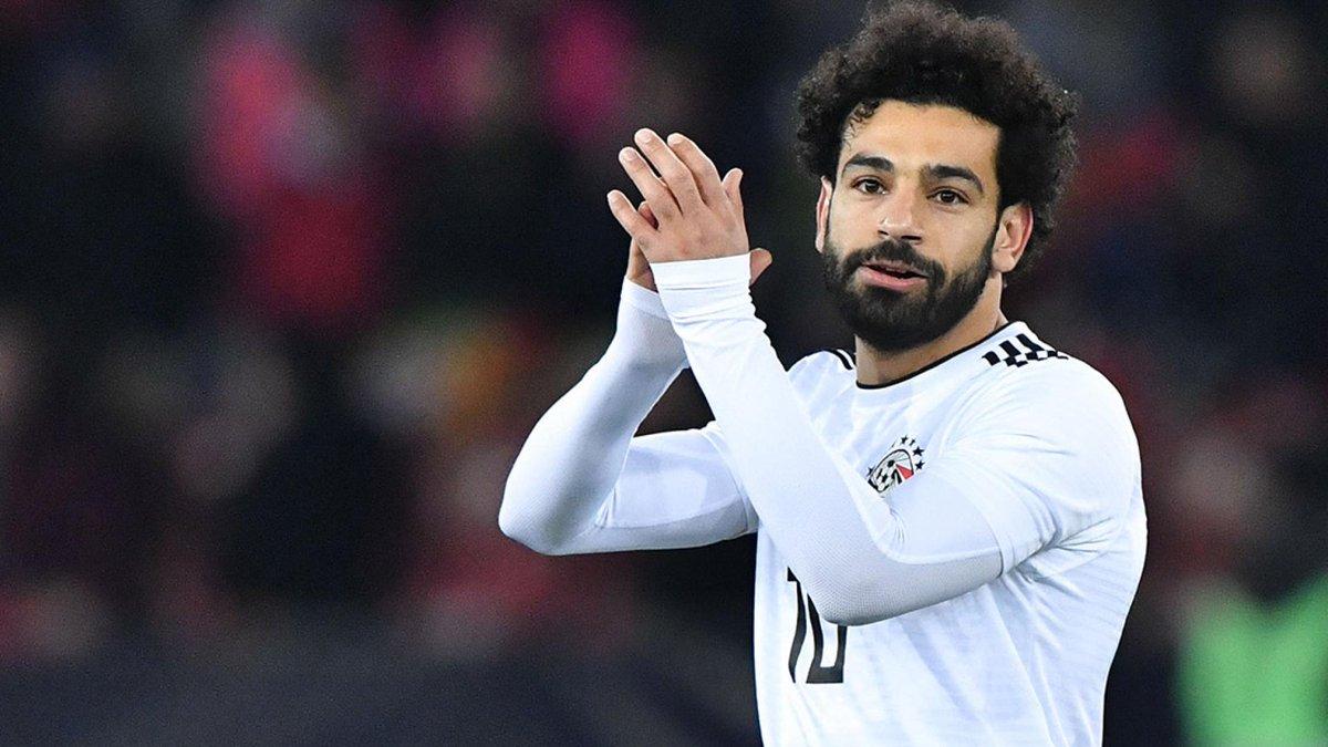 محمد صلاح قائداً جديداً لـ المنتخب المصري