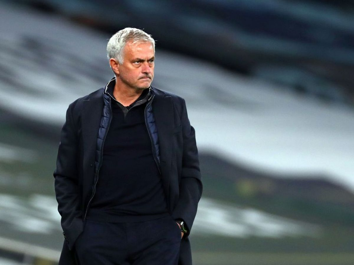 WORLD José Mourinho sacked as Tottenham Hotspur manager