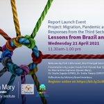 Image for the Tweet beginning: Evento quarta-feira às 15:30!  Lançamento de