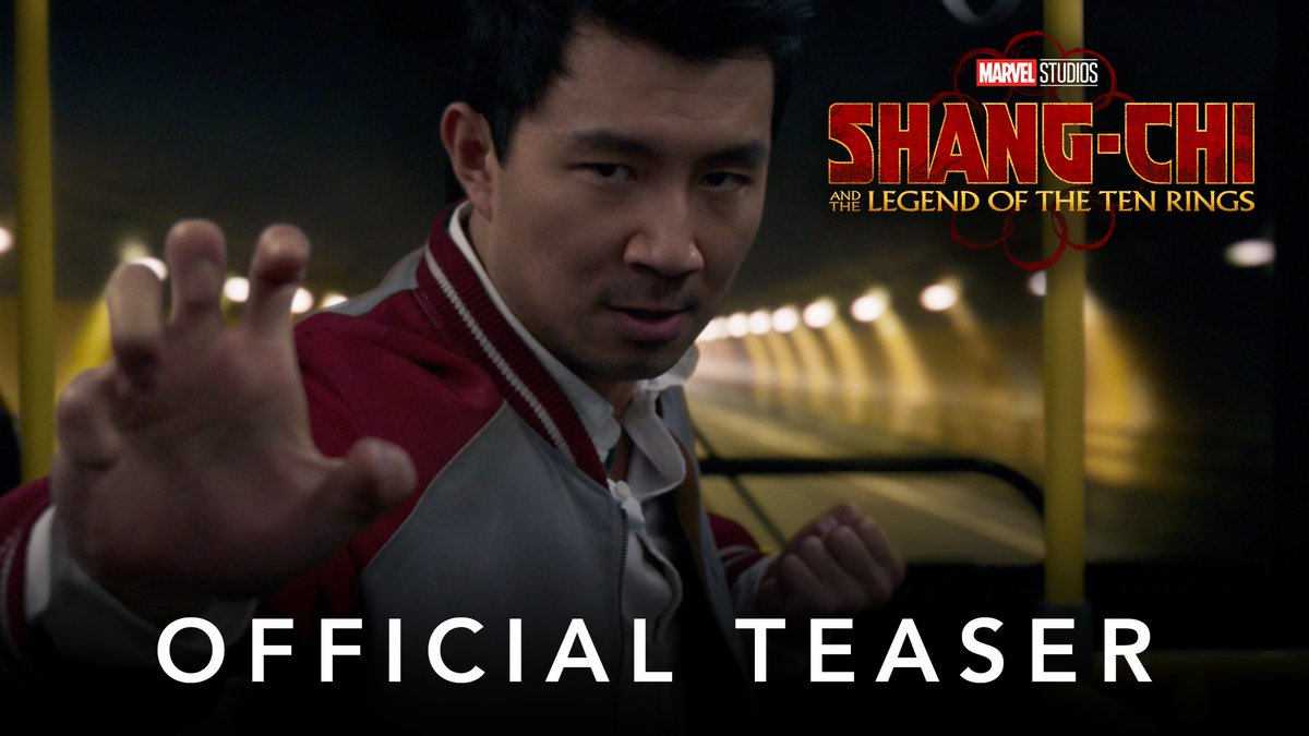 Watch the brand-new teaser trailer for Marvel Studios' #ShangChi and the Legend of the Ten Rings and experience it only in theaters September 3. https://t.co/UPtr6bpyqS